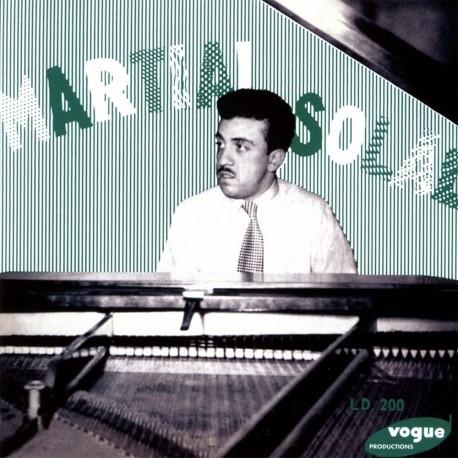 Martial Solal - Martial Solal Trio - CD