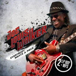 Joe Louis Walker - Everybody Wants A Piece - 180g HQ Vinyl 2 LP