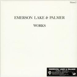 Emerson, Lake & Palmer - Works Volume 2 - Vinyl 2 LP