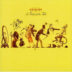 Genesis - A Trick Of The Tail - CD