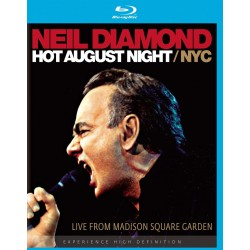 Neil Diamond - Hot August Night - NYC - Blu-ray