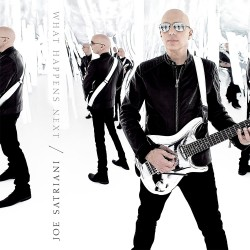 Joe Satriani - What Happens Next - CD