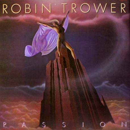 Robin Trower - Passion - Vinyl LP