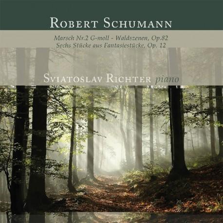Sviatoslav Richter - Robert Schumann - March No.2 / Waldszenen / Fantasiestucke - 180g HQ Vinyl LP