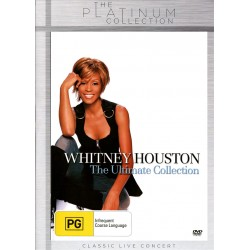 Whitney Houston - The Ultimate Collection - DVD