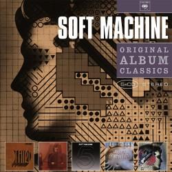 Soft Machine - Original Album Classics - 5 CD Vinyl Replica