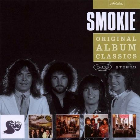 Smokie - Original Album Classics - 5 CD Vinyl Replica