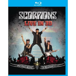 Scorpions - Get Your Sting And Blackout Live 2011 in 3D - Blu-ray