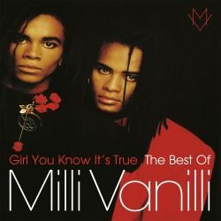 Milli Vanilli - Girl You Know It's True - The Best Of Milli Vanilli - CD