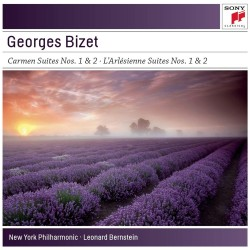 George Bizet - Carmen Suites & L'Arlésienne Suite - Leonard Bernstein - CD