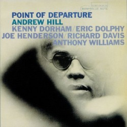 Andrew Hill - Point Of Departure - CD