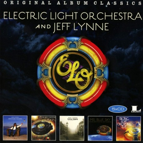 Electric Light Orchestra - Original Album Classics (1) - 5 CD Vinyl Replica