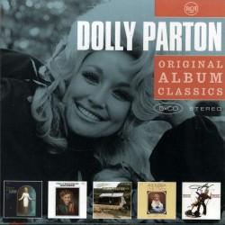 Dolly Parton - Original Album Classics - 5 CD Vinyl Replica