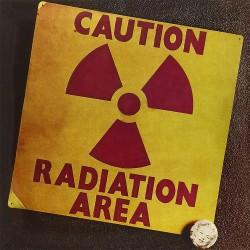 Area - Caution Radiation Area - CD