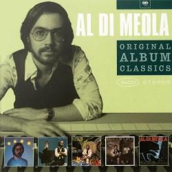 Al Di Meola - Original Album Classics - 5 CD Vinyl Replica