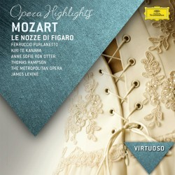 Wolfgang Amadeus Mozart - Le Nozze Di Figaro - Highlights - CD