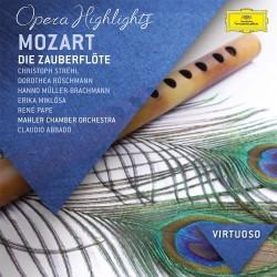 Wolfgang Amadeus Mozart - Die Zauberflote - Opera Highlights - CD