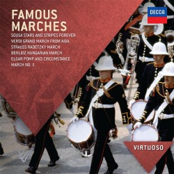 Various Artists - Famous Marches - CD