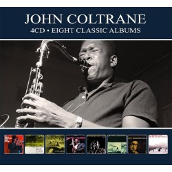 John Coltrane - Eight Classic Albums - 4 CD Digipack