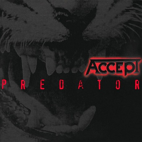 Accept - Predator - CD