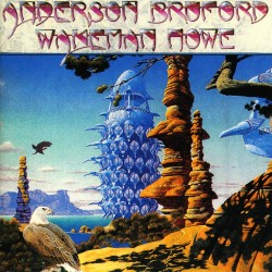 Anderson / Bruford / Wakeman / Howe - Anderson, Bruford, Wakeman, Howe - CD