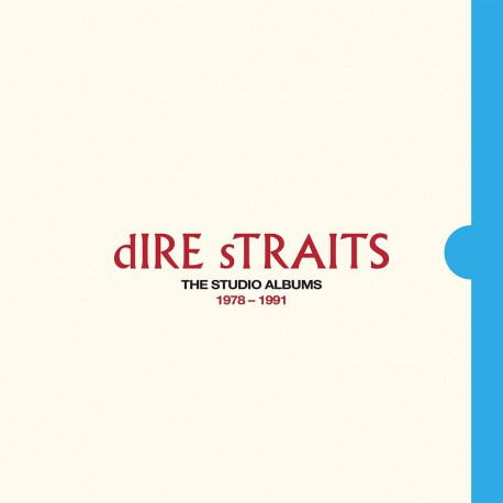 Dire Straits - The Studio Albums 1978-1991 - Collector Edition - 6 CD