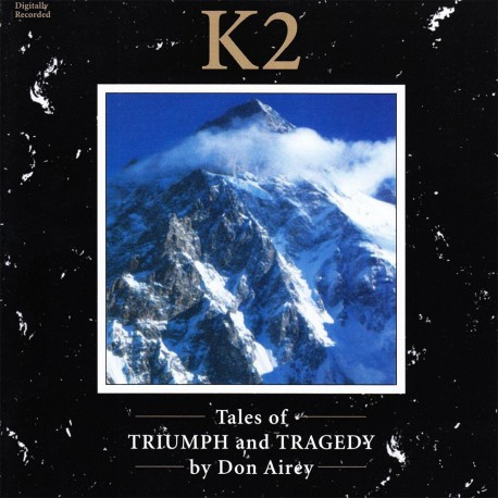 Don Airey - K2 - Tales Of Triumph & Tragedy - CD