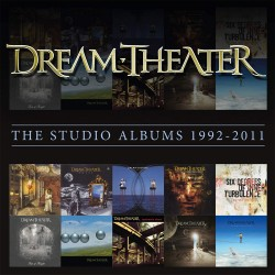Dream Theater - The Studio Albums 1992-2011 - 11 CD