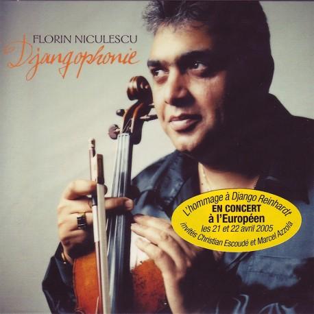 Florin Niculescu - Djangophonie - CD