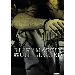 Ricky Martin - MTV Unplugged - DVD