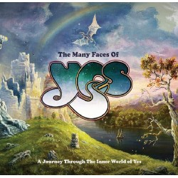 Various Artists - The Many Faces of Yes - A Journey Through the Inner World of Yes - 3 CD Digipack