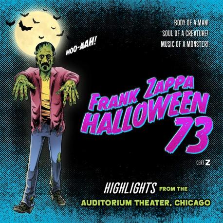 Frank Zappa - Halloween '73 - CD