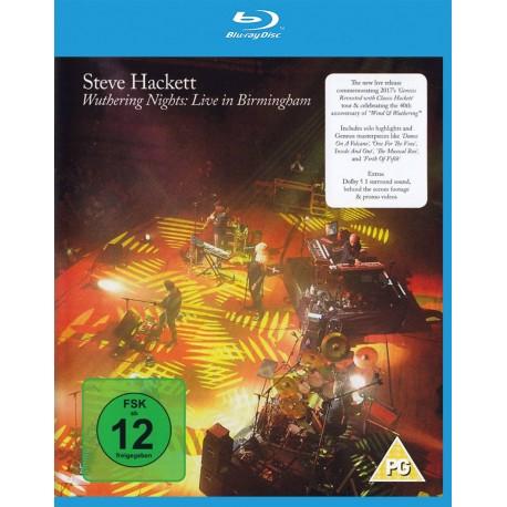 Steve Hackett - Wuthering Nights - Live in Birmingham - Blu-ray