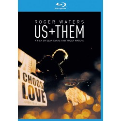 Roger Waters - Us + Them - Blu-ray Digipack