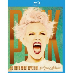 P!nk - The Truth About Love Tour - Live From Melbourne - Blu-ray
