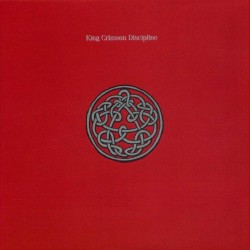 King Crimson - Discipline - CD-HDCD