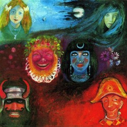 King Crimson - In The Wake Of Poseidon - CD-HDCD