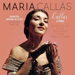 Maria Callas - Callas A Paris - 180g Vinyl LP