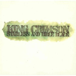 King Crimson - Starless & Bible Black - CD-HDCD