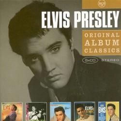 Elvis Presley - Original Album Classics 2 - 5 CD Vinyl Replica