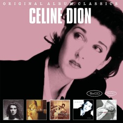 Céline Dion - Original Album Classics - 5 CD Vinyl Replica