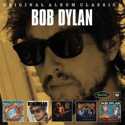 Bob Dylan - Original Album Classics - 5 CD Vinyl Replica