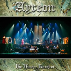 Ayreon - The Theater Equation - 2 CD + DVD