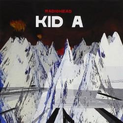 Radiohead - Kid A - CD