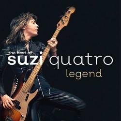 Suzi Quatro - Legend - The Best Of - CD Digipack