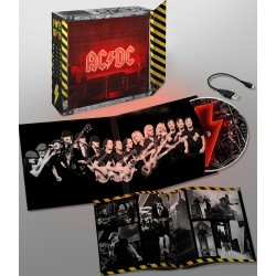 AC/DC - Power up - Deluxe Light Box - CD