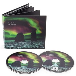Steve Hackett - The Night Siren - Special Edition Mediabook Blu-ray + CD