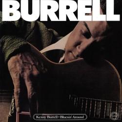 Kenny Burrell - Bluesin' Around - CD