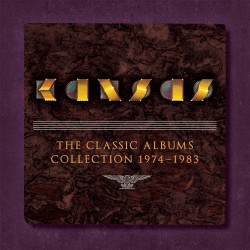 Kansas - The Complete Albums Collection - 11 CD