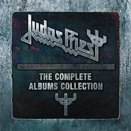 Judas Priest - The Complete Albums Collection - 19 CD